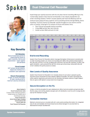 Call Recording Solutions