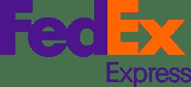 FedEx Express Shipping Badge