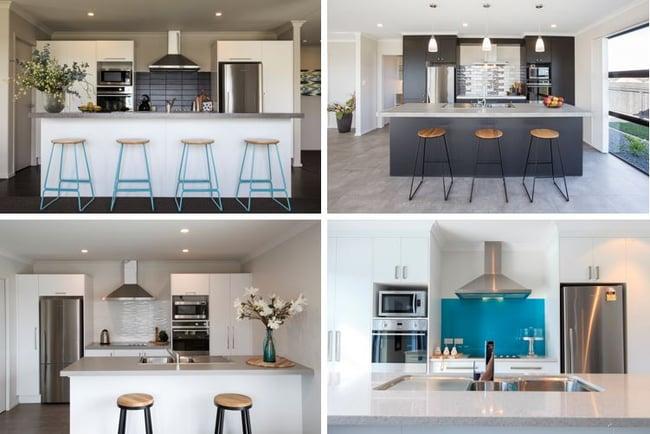 Generation Homes Kitchen Designs