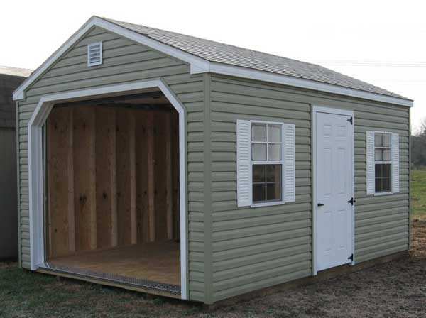 What Does it Cost to Build a Storage Shed? | Cost List for Vinyl