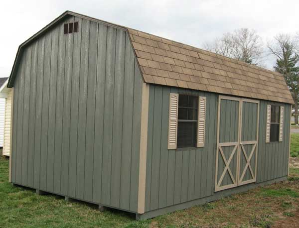 Save on an Amish-Built Wood Storage Shed | Prices You'll