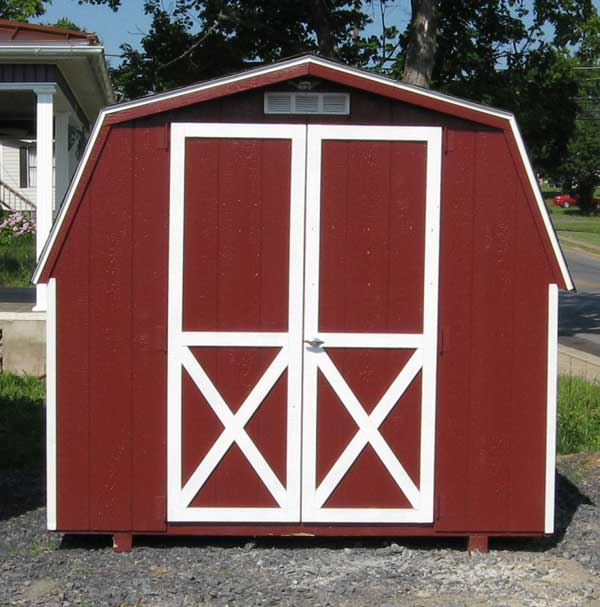 Wood shed prices va wv see wood shed prices before for Mini barn shed