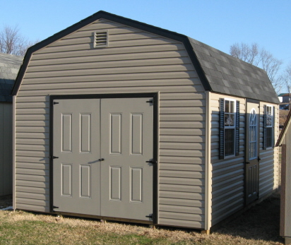 12x16 shed