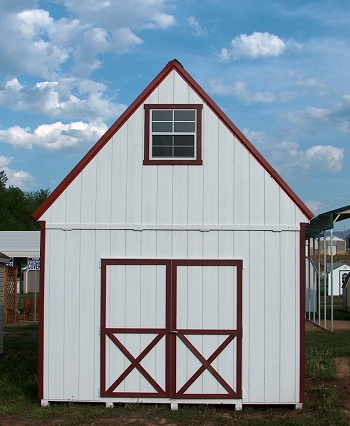 2 story storage sheds for Two story sheds