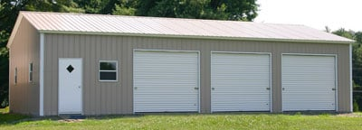 3 car garage and 3 car carport for sale 3 car metal garage kits