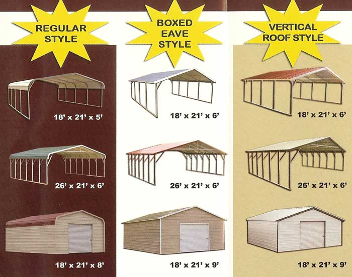 Ultimate Guide For Buying A Metal Building