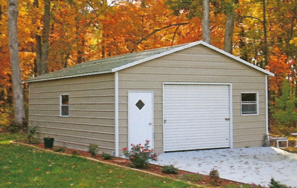 Garages Built On Your Site : Protect your vehicles with a car garage