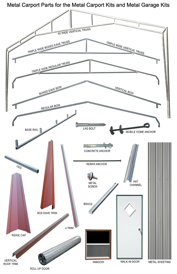 Pdf diy plans metal carport kit download plans for wood for Engineered garage plans