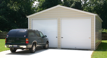 How Much Does A Metal Garage Cost