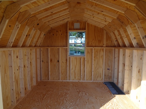 Alan 39 s factory outlet blog of storage sheds garages and for Mini barn shed