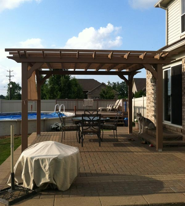 pergola from alans factory outlet