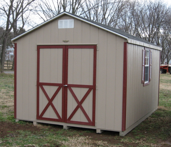 Portable Storage Buildings And Sheds : Portable prebuilt sheds storage buildings prefab