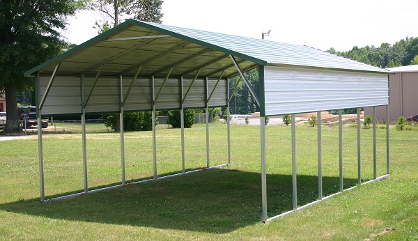 Portable Steel Car Ports : Portable carports and carport kits