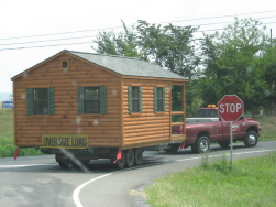 How Are The Amish Pre Built Sheds And Garages Delivered