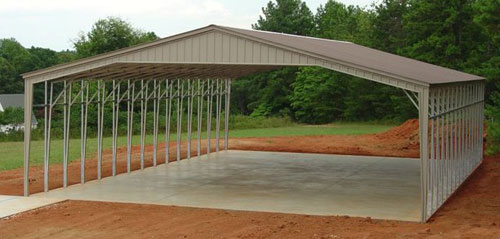 How To Level And Prepare Space For A New Shed Or Carport