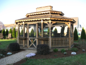 Gazebo, Gazebos, Gazebo Kits, Wood Gazebos