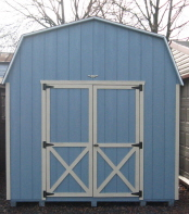 10x12 Dutch Barn Sheds