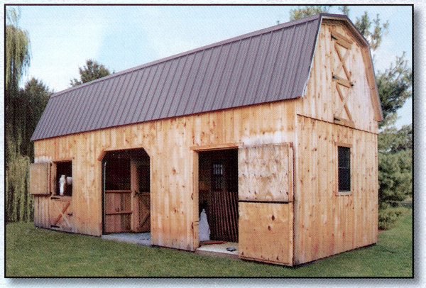 2 story horse barns, horse barn, run in sheds, virginia