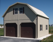 Garages For Less Get A Custom 2 Car Garage At A Great