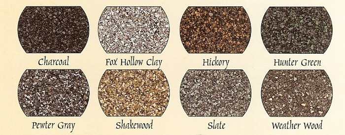 2 story barn shingle colors