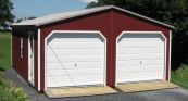 modular 2 car garages in virginia