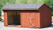 Run in Sheds | Horse Shelters | Run in Sheds for Horses