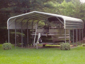 Steel Carports, Virginia, VA