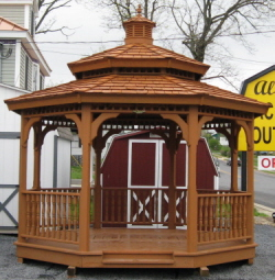 Amish Gazebo for Sale - Gazebo Kits and More - Order Today