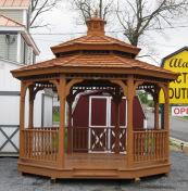 Gazebo, Gazebos, Gazebo Kit, Gazebo Kits, Wood Gazebo kit