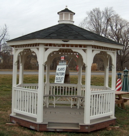 Find An Amish Gazebo For Sale At A Great Price Buy A