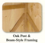 horse barn, va, virginia, oak framing