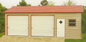 Metal Garages, Steel Garages, Side Entry Garage Doors, Virginia, VA
