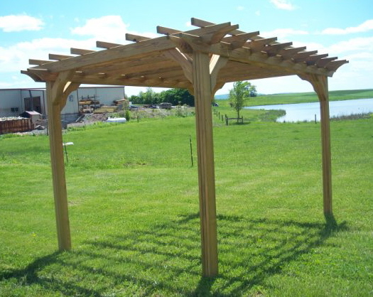 Pergolas, Pergola Kits, Wood Pergola, Alan's Factory Outlet