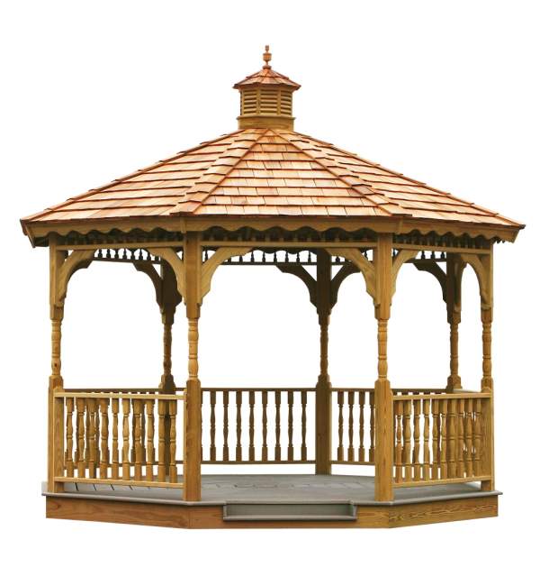 Gazebo, Wooden Gazebo, Amish Gazebos, Gazebo Kit
