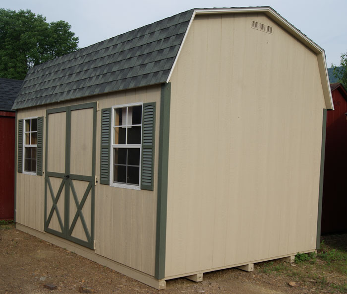 Save on amish sheds in virginia with alan 39 s factory outlet for Wood sheds for sale