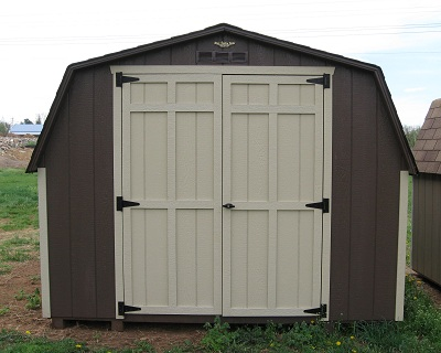 Shed kits wood shed kits in va wv alan 39 s factory outlet for Prefab work shed