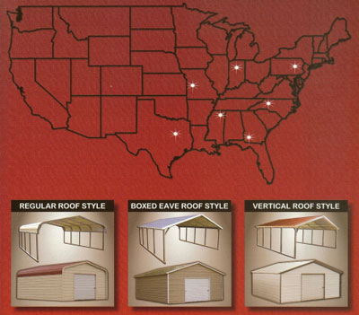carolina carports metal carports