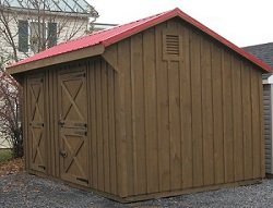 High Quality Amish Built Horse Barns For Sale Modular