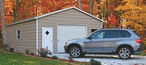 Customizable Steel Buildings That Make Great Storage Sheds