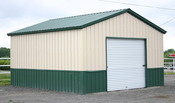 Steel Garages And Sheds For Sale: Metal Buildings For Sale