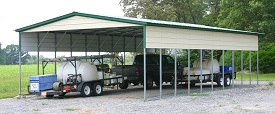metal carports new jersey