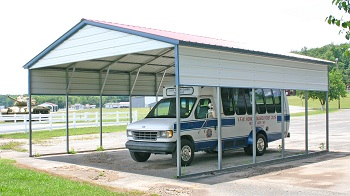 metal carports new york