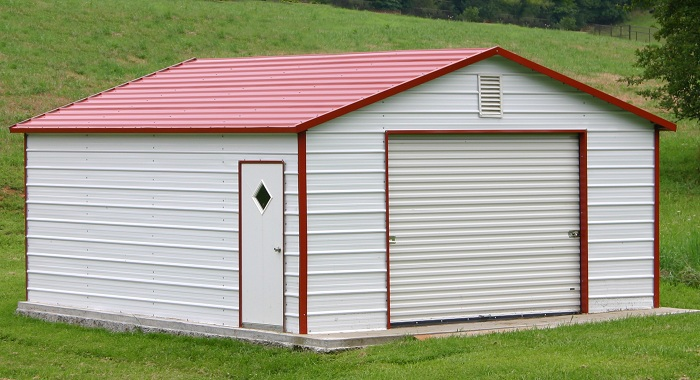 Ky metal buildings from alan 39 s factory outlet great prices Garage building prices