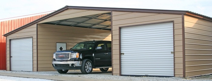 Lean To Carports Lean To Buildings Alan S Factory Outlet