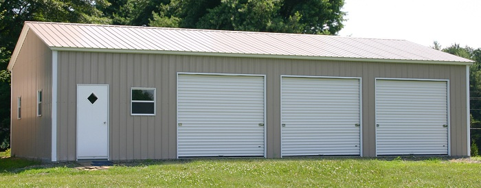 For metal buildings alabama residents look to alans factory outlet alabama metal garages solutioingenieria Choice Image