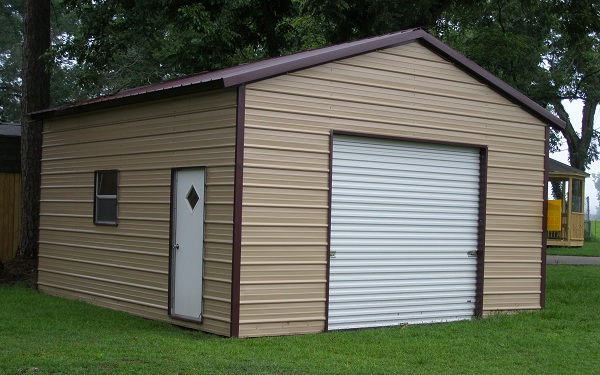 Garden Sheds Florida metal garages florida – steel garages delivered with free setup in