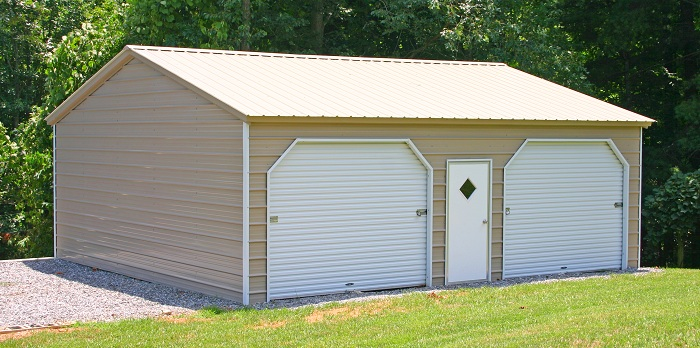 metal garages ky