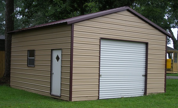 metal garages maryland