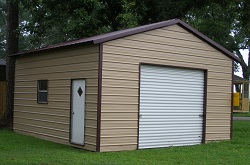 alans factory outlet metal buildings come in many different styles and sizes of metal carports and metal garages we understand that customers have a large
