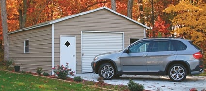 Buy Metal Garages Online Get Fast Delivery And Great